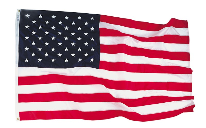 3 x 5' Nyl-Brite USA Flag