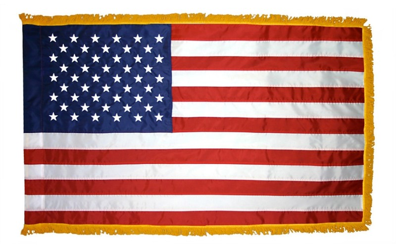5 x 8' Nyl-Glo USA Colonial Flag