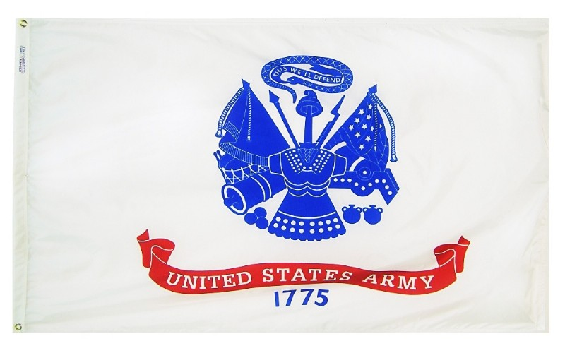 3 x 5' Poly-Max US Army Flag