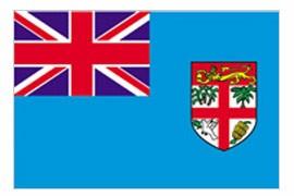3 X 5 Fiji Flag