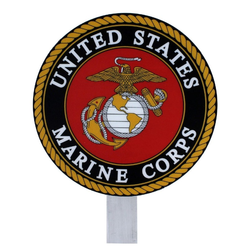 United States Marine Corps - Memorial Grave Marker