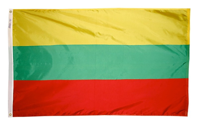 3 x 5' Lithuania Flag