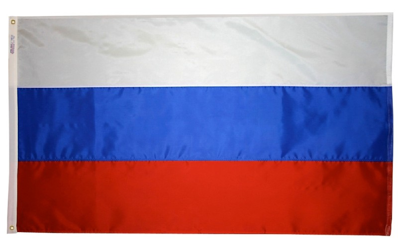 3 x 5' Russia Flag