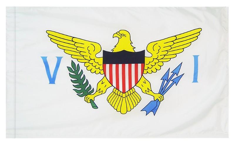 Buy 3 X 5 Indoor U S Virgin Islands Flag Flag Store Usa